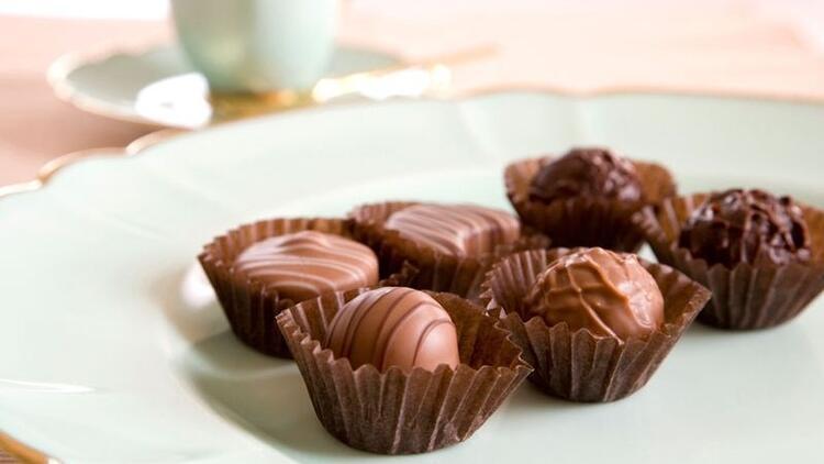 Çikolatanın mutluluk sırrı!