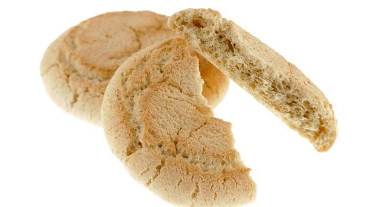 Ev yapımı bebek kurabiyeleri