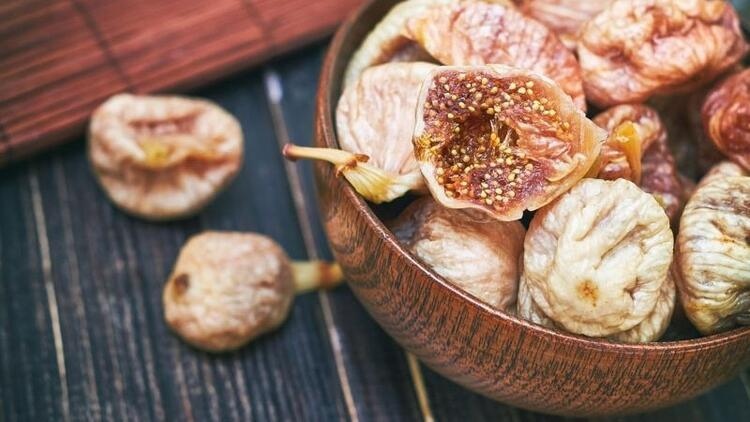 Kuru incir diyetlerin baş tacı