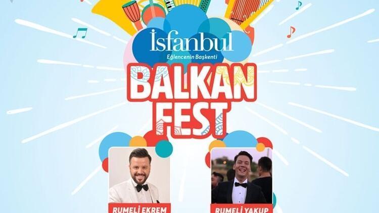 Balkan Fest 4-5 Mayıs'ta İsfanbul'da