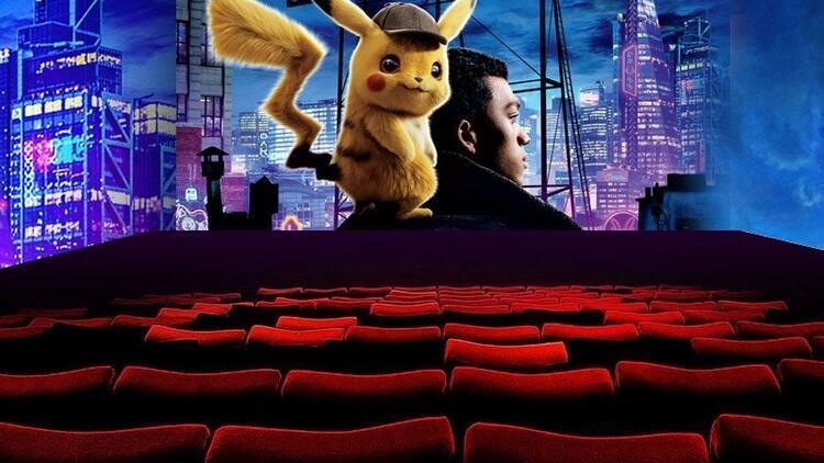Dedektif Pikachu çocuklarla ScreenX farkıyla buluşuyor