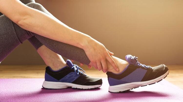 Yaz döneminde ayak bileği burkulmalarına dikkat