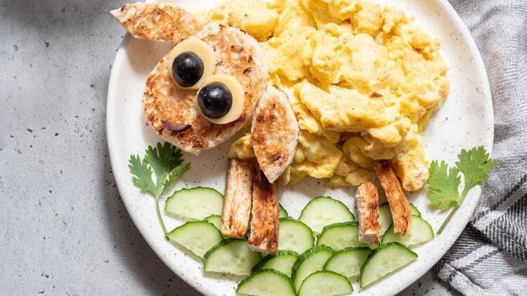 Doyurucu bebek omleti tarifleri