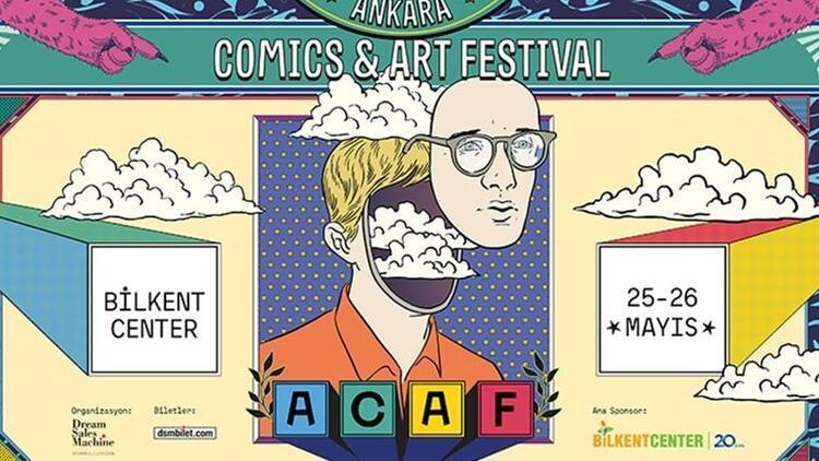 Comics and Art Festival Ankara'da