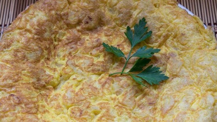 Sade bebek omleti tarifi