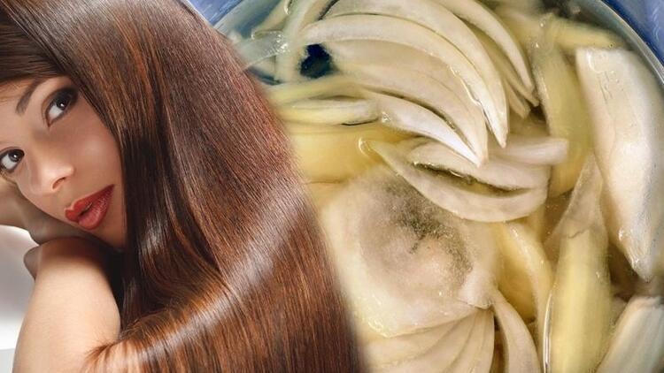 Soğan suyu ile saç nasıl uzatılır?