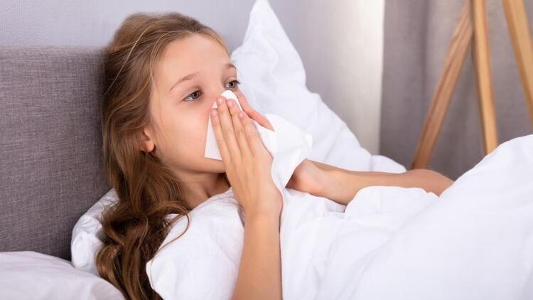 Okullar başladı aman çocuğum hastalanmasın!