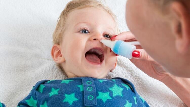 Bebeklerde ve çocuklarda tıkalı burun nasıl açılır?