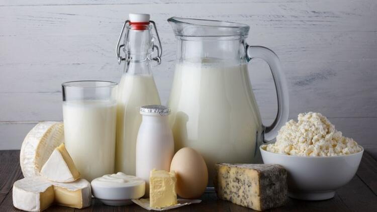 Yaşa göre günlük ne kadar süt ve süt ürünü tüketilmeli?