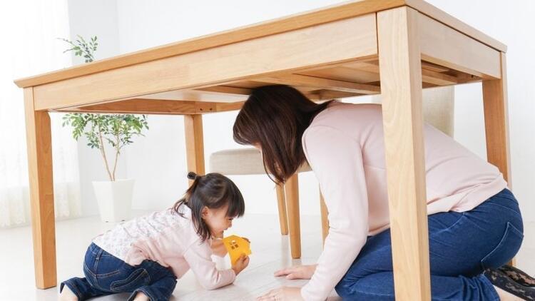 Deprem korkusu çocuğunuzda travma oluşturmasın