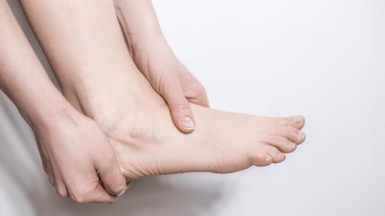 Ayak bileği kıkırdak problemleri