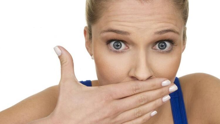 Bu hatalar ağız kokusuna neden oluyor