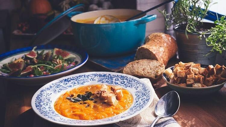 Mevsim geçişleri hasta etmesin! Sonbaharda beslenme nasıl olmalı?
