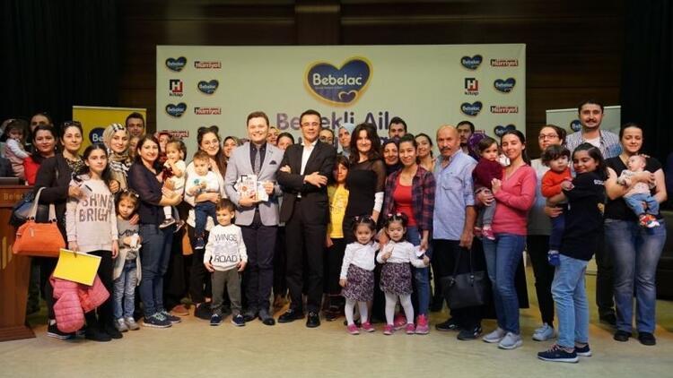 Bebekli Aile Buluşmaları'nın 5. durağı İstanbul'du!