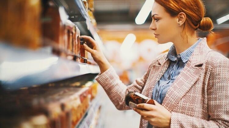 Tüm gıdaların etiketleri özenle okunmalı