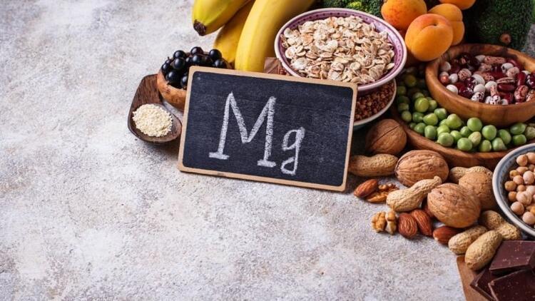 Magnezyum nedir? Magnezyum hangi besinlerde var?