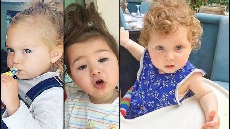 Ünlülerin çocuklarını ne kadar iyi tanıyorsun?
