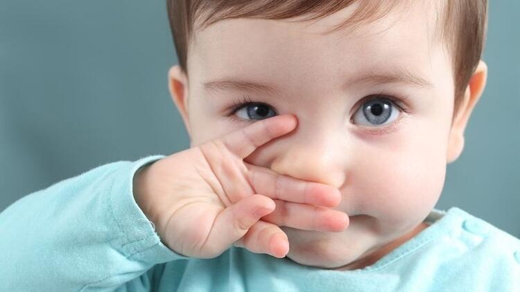 Bebeklerde tıkalı burun başka hastalıklara da sebep olabiliyor