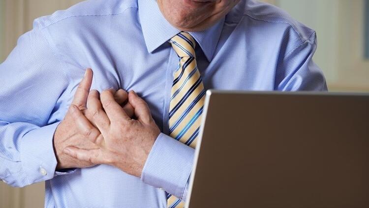 Kış aylarında kalp krizi oranları artıyor