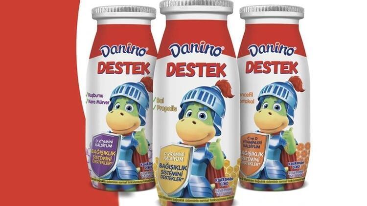 Danino'nun yeni ürünü 'Danino Destek' bağışıklığı güçlendiriyor