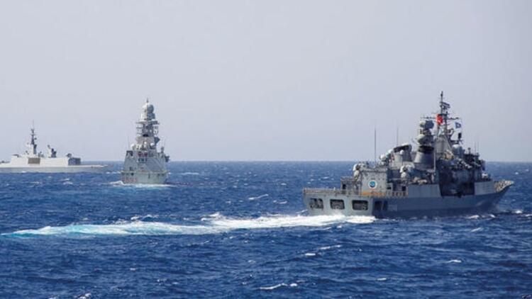 """NATO yetkilisi açıkladı: """"Deniz Muhafızı Harekatı tüm temel faaliyetlerini sürdürüyor"""""""