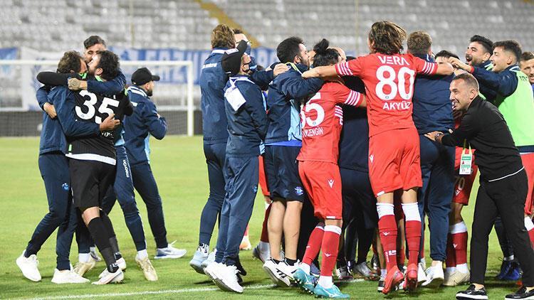 Adana Demirspor, Süper Lig hedefinden emin