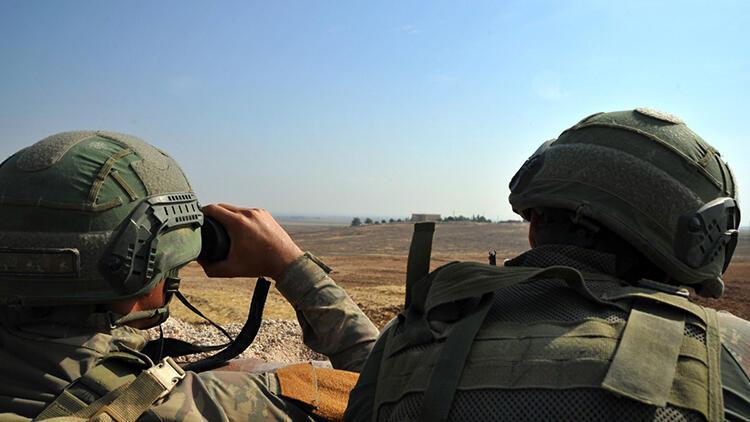 MSB açıkladı: Zeytin Dalı bölgesinde 6 PKK/YPG'li terörist gözaltına alındı