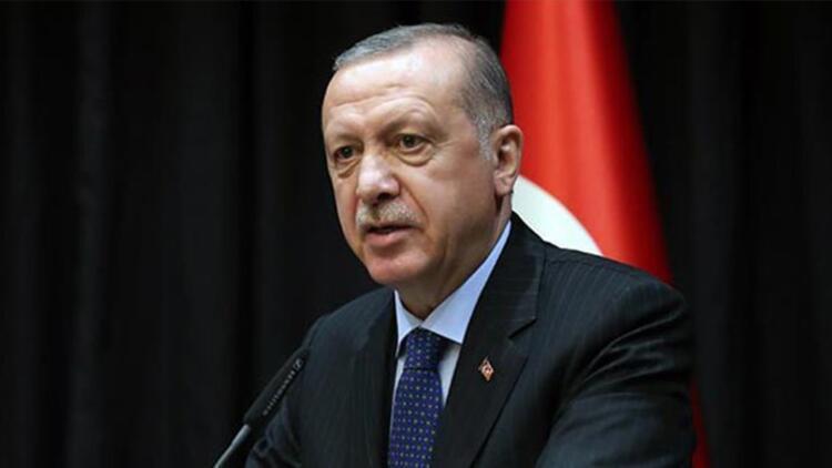 Cumhurbaşkanı Erdoğan, 50 biriket evin ücretini AFAD'a aktardı
