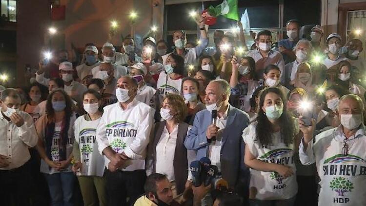 Koronavirüse yakalanan HDP'li vekillerin isimleri belli oldu! Yürüyüşe katılmışlar