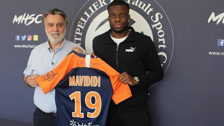 Transfer haberleri | Stephy Mavididi, Montpellier'de! 6.3 milyon euroya...