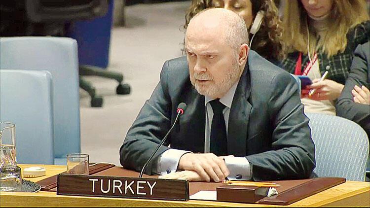 Türkiye'den BM Güvenlik Konseyine çağrı: 'BAE'ye hukuka uyma sorumluluğu hatırlatılsın'