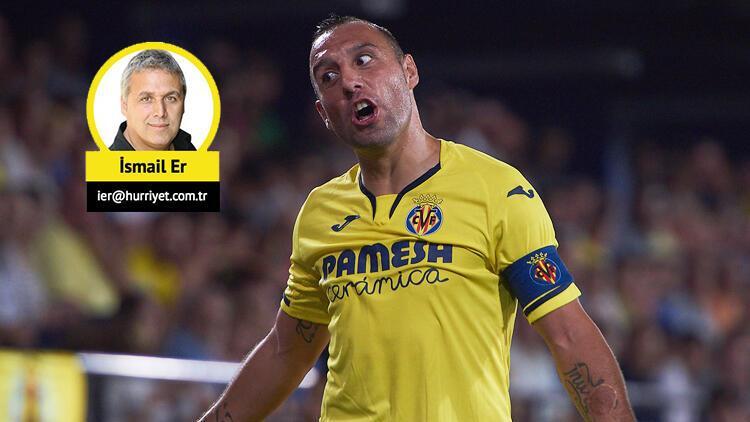 Son Dakika Transfer Haberleri | Beşiktaş'ta hedef Santi Cazorla!