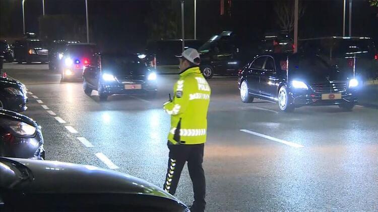 Son dakika haberi: Cumhurbaşkanı Recep Tayyip Erdoğan, Katar'dan yurda döndü
