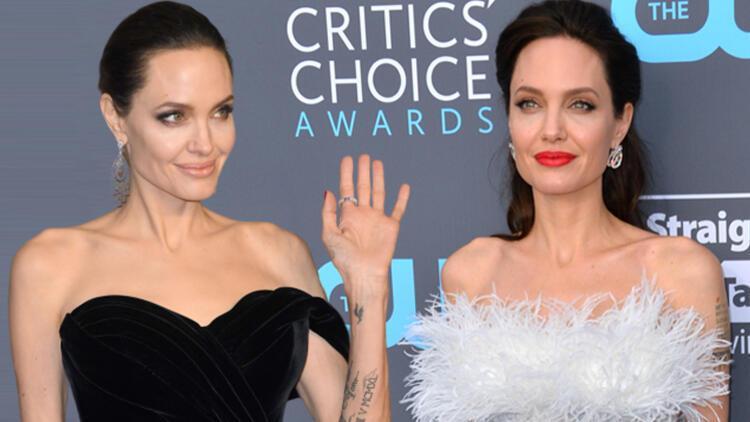 Çizgisini Hiç Bozmuyor: Angelina Jolie'nin 6 Güzelik İmzası