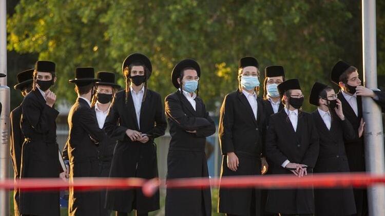 İsrail'de Covid-19 salgınında günlük vaka sayısında korkutan yükseliş