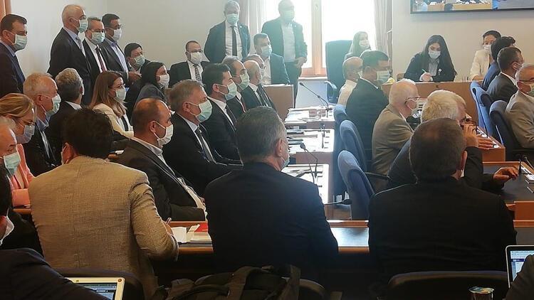 Adalet Komisyonunda, baro düzenlemesi görüşmeleri devam etti