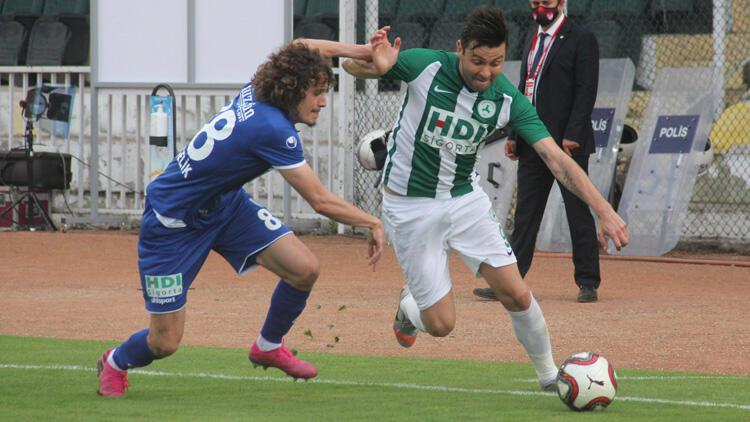 Giresunspor 0-2 BB Erzurumspor