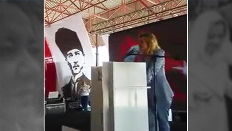 İYİ Parti Isparta Milletvekili Aylin Cesur'dan skandal sözler!