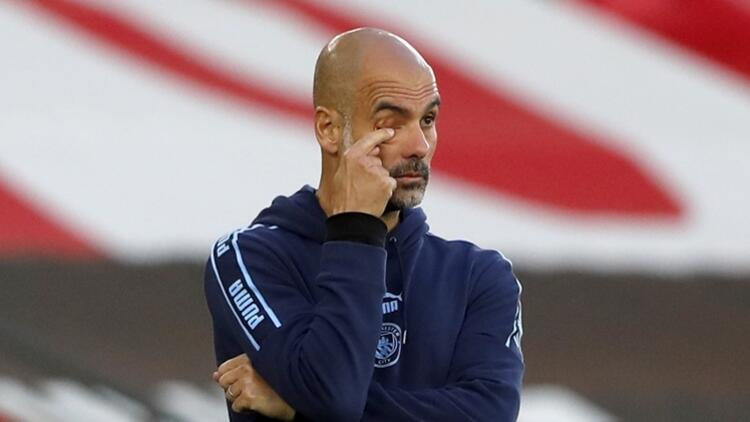 Pep Guardiolanın en kötü sezonu İlk kez 9 mağlubiyet...