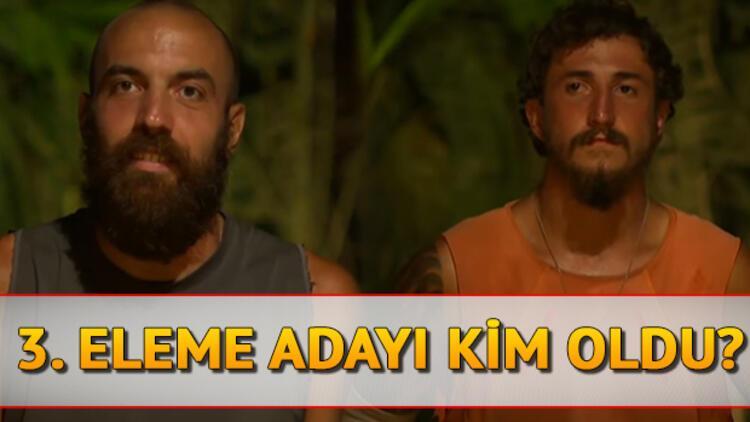 Survivor 3. eleme adayı kim oldu, Sercan kimin ismini söyledi? İşte 6 Temmuz Survivor 2020 eleme adayları