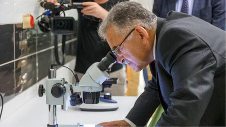 Kayseri Bilim Merkezi, yeni yüzüyle kapılarını açtı