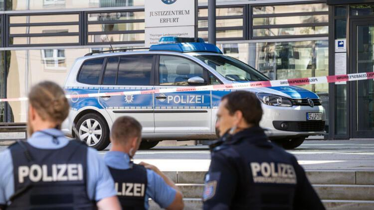 Almanya'da mahkemelere bomba tehdidi