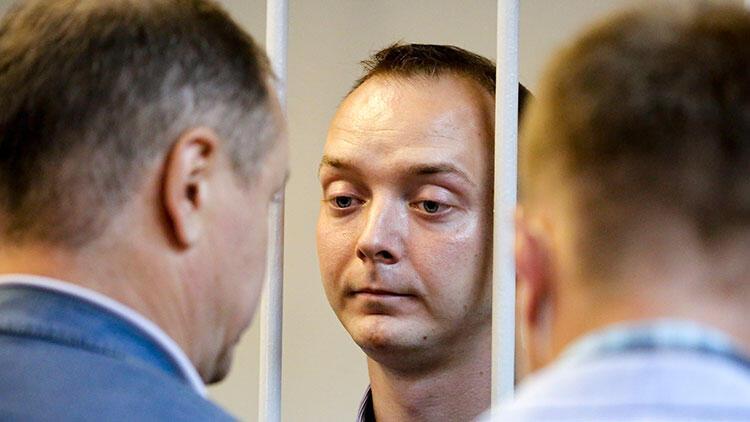 """Rusya Federal Uzay Ajansı başkanının danışmanı """"vatana ihanet"""" kuşkusuyla tutuklandı"""