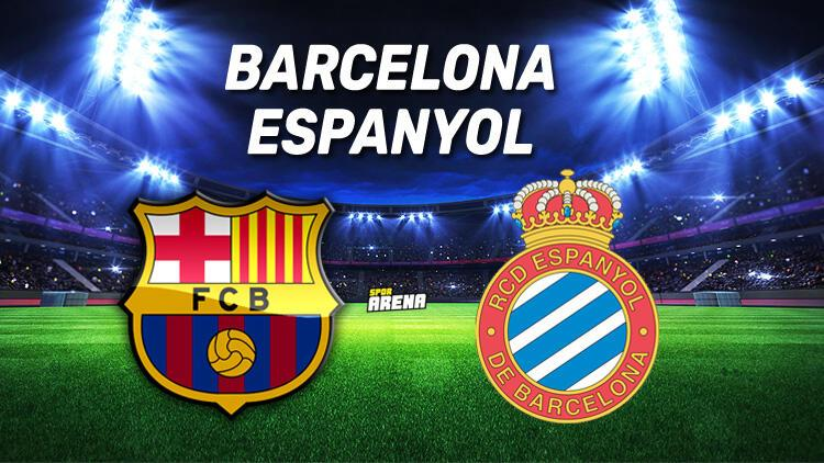 Barcelona Espanyol maçı saat kaçta, hangi kanaldan canlı yayınlanacak