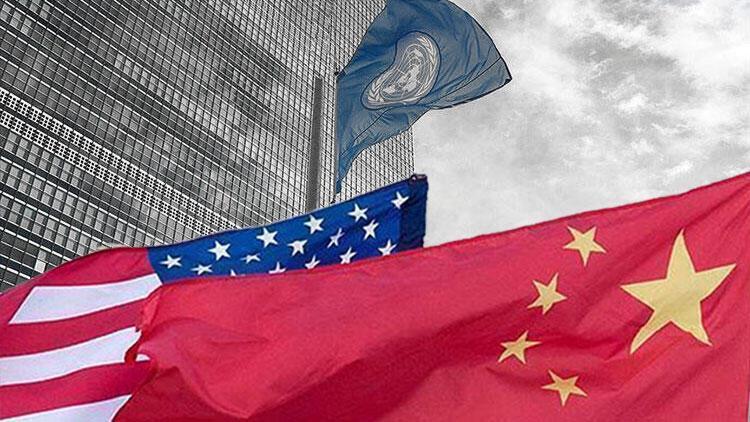Çin'den ABD'nin kararına sert tepki: Bu adım küresel çabalara darbedir