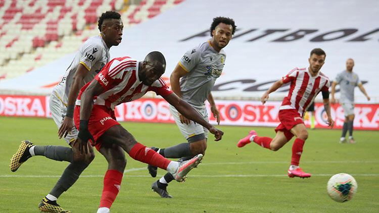 Sivasspor 0-1 Yeni Malatyaspor