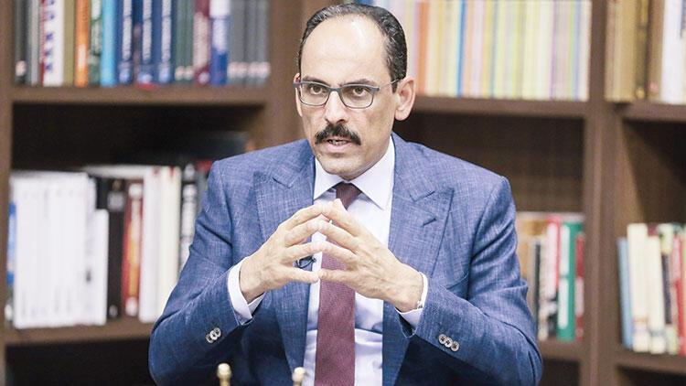 Cumhurbaşkanlığı Sözcüsü Kalın'dan dış politika mesajları: Libya'da bölünme yıkıcı olur