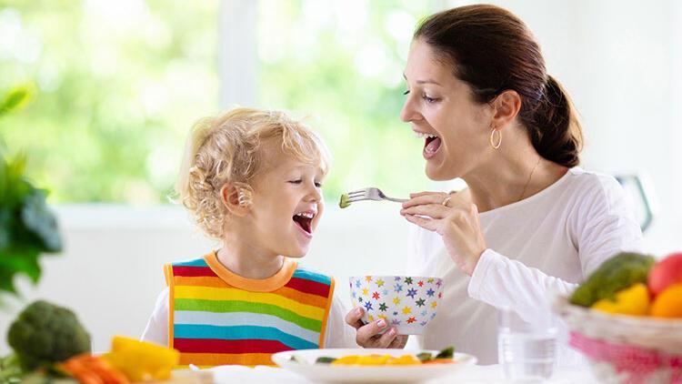 Çocukların bağışıklık sistemini güçlendirecek beslenme önerileri