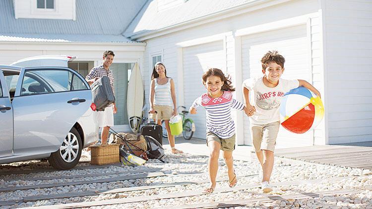 Bu yazın planı: Önce sağlık, sonra yazlık