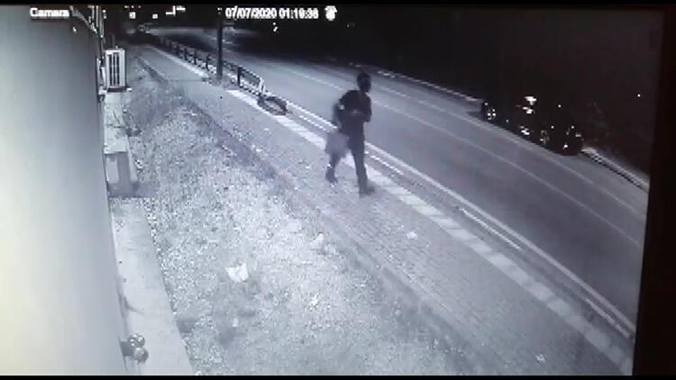 Cezaevinden çıktı yine hırsızlık yaptı
